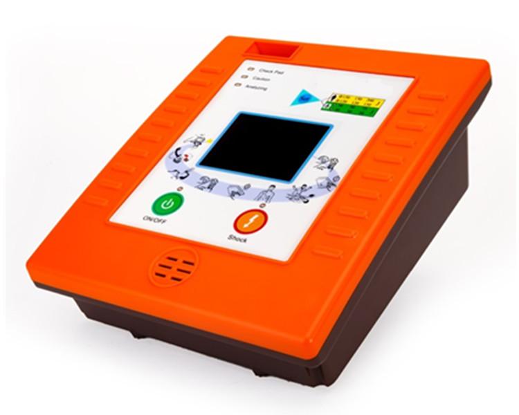 Desfibrilador portátil de emergencia médica