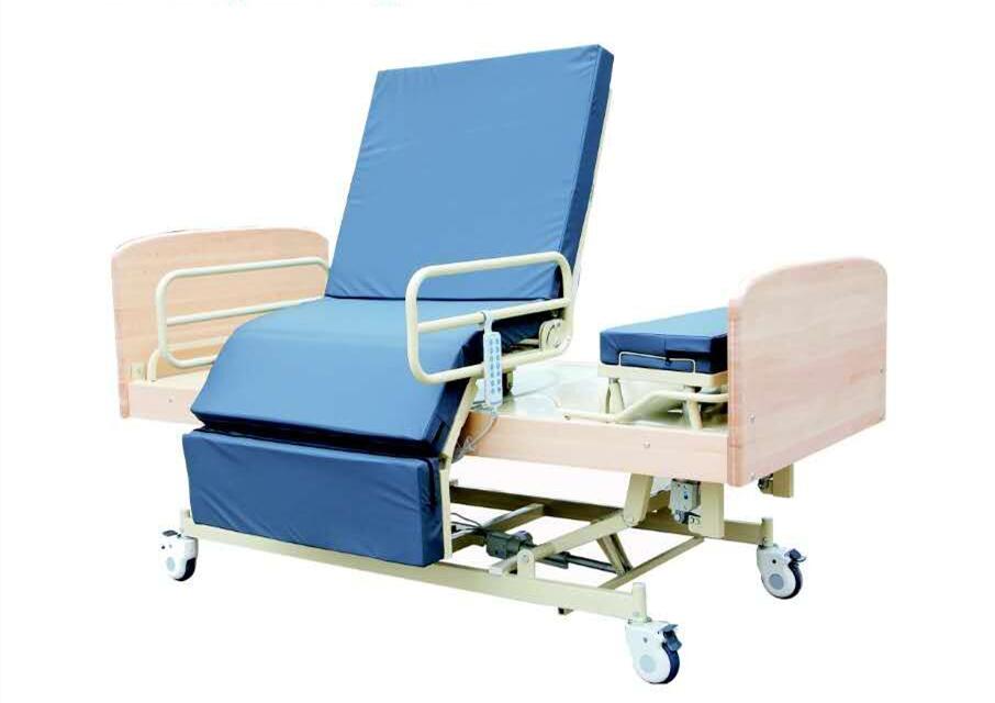 DW-NB01A / B Cama de enfermería multifuncional giratoria para el hogar