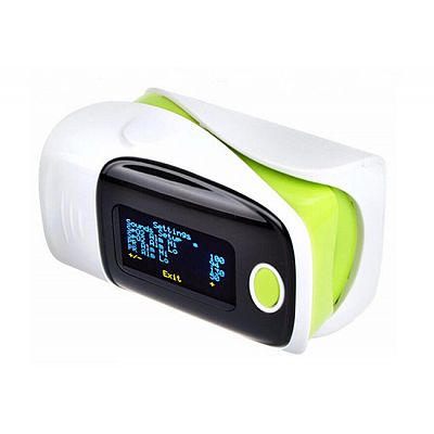 Fingertip Pulse Digital Oximeter With OLED Screen