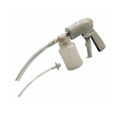 Sputum suction devices with bottle