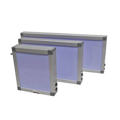 Cajas de visualización de LED