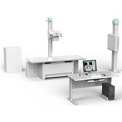 Máquina de rayos X con cama flotante electromagnética