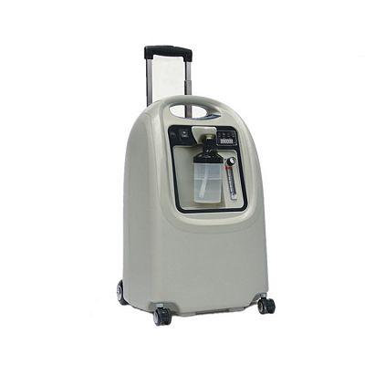 Máquina concentradora de oxígeno separada con barra