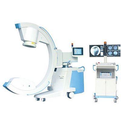 Sistema de brazo en C digital 3D para hospitales
